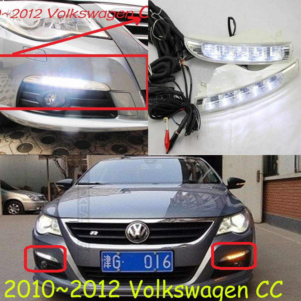 LED,2011~2012 CC day Light,CC fog light,CC headlight,sharan,Golf7,routan,saveiro,polo,passat,CC Taillight tiguan taillight 2017 2018year led free ship ouareg sharan golf7 routan saveiro polo passat magotan jetta vento tiguan rear lamp