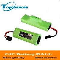 8 4V 3000mAh 7 Cell Hump Pack NiMH Battery For Associated 1 10 SC10