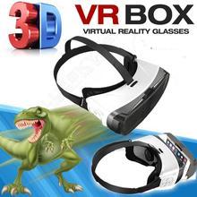 """จัดส่งฟรี! VRพื้นที่แว่นตาเสมือนจริงVRกล่อง3Dภาพยนตร์BT3.0สำหรับ3.5 ~ 5.5 """"มาร์ทโฟน"""