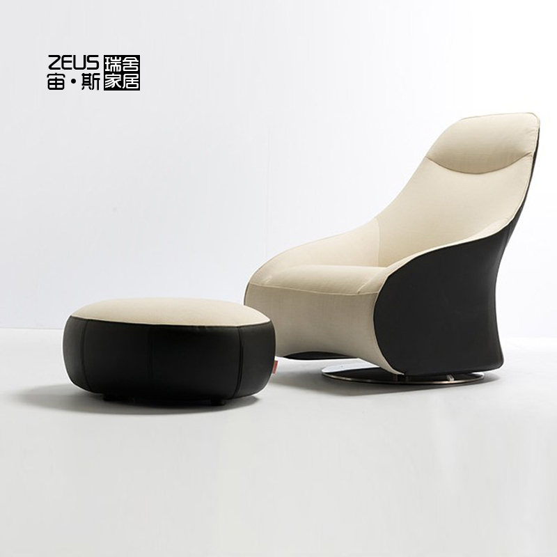 Swiss Scotia Genuine Leather Recliner Sofa Chair Living Room Furniture  Minimalist High End Home Club On Aliexpress.com | Alibaba Group