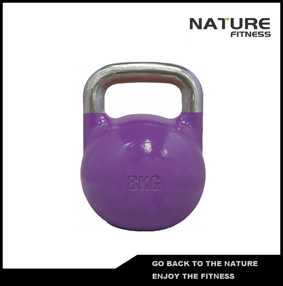 8-32kg Pro-Grade Competition Kettlebell