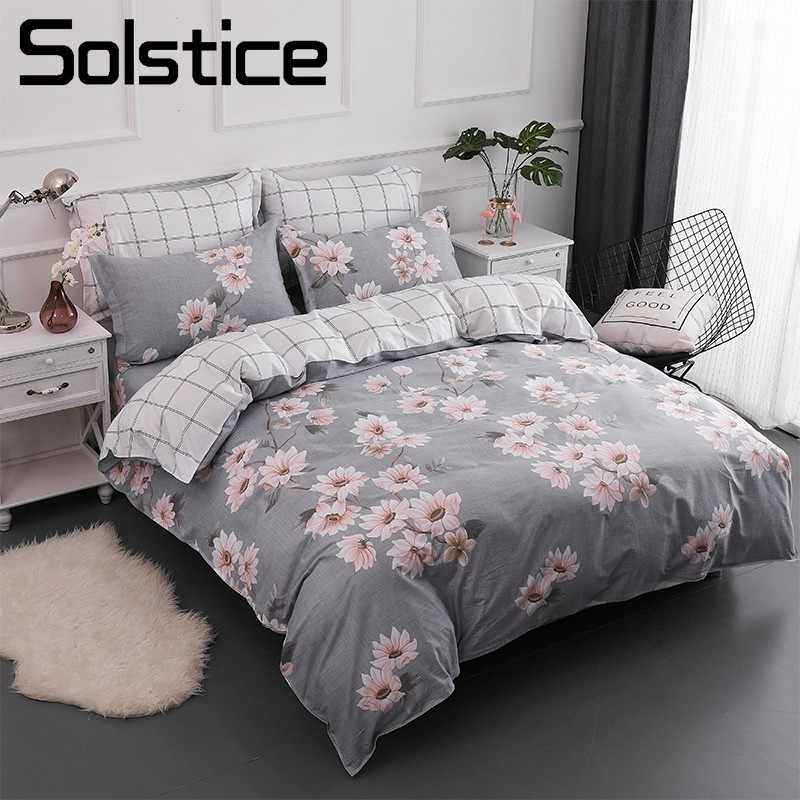 Solstice Home Textile Queen Twin Bedding Sets 100 Cotton Girl Kid
