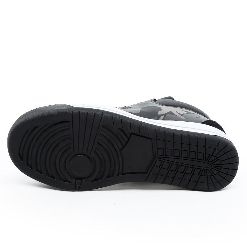 Prévenir 1 Single Femmes Shoes Chaussures Haute À Add Chaussure Militaire L'usure Cotton Unisexe Shoes Camo Forêt Résistant Aider Glissante 2 Pu Les Camouflage Casual 3 Respirant FwEU0H