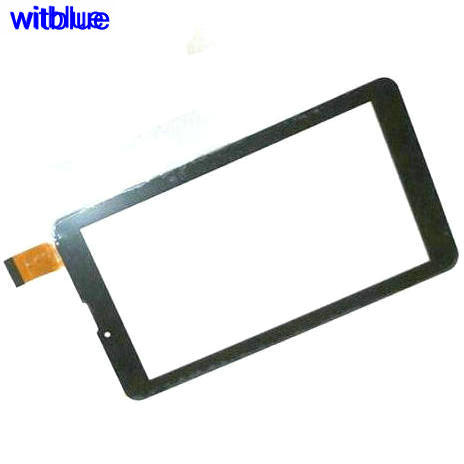 Witblue New For 7 Digma Plane 7546S 3G PS7158PG 7547S 3G PS7159PG Tablet touch screen panel Digitizer Glass Sensor replacement декоративные свечи arti m свеча подсвечник jaylon 17х17х74 см