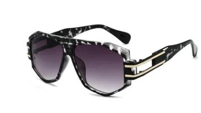 2019 Big Frame Irregular Polygonal Sunglasses Men Women Fashion Shades Vintage Brand square Glasses Designer Oculos UV400