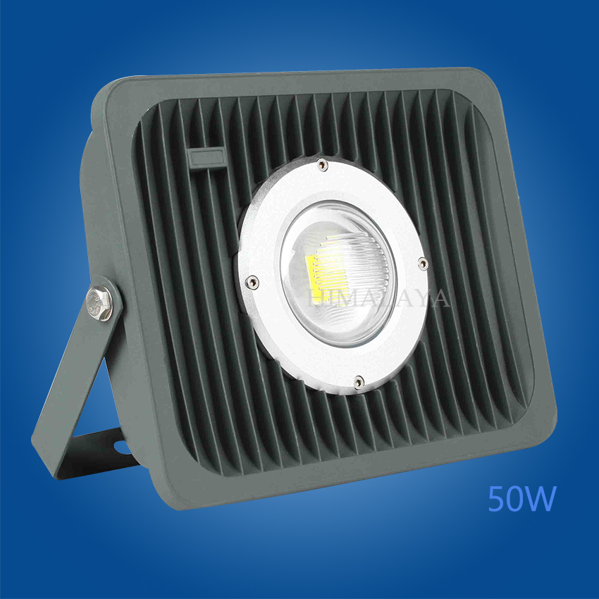 ФОТО Toika 4pcs 30W 50w 70w 100w 150w LED Floodlight Spotlight Outdoor Lighting LED Flood  Lamp Reflector Waterproof IP65