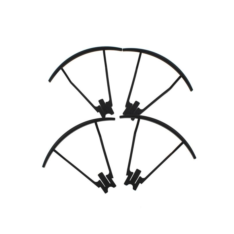 4Pcs VISUO XS809HW XS809W RC Quadcopter Spare Parts Blade Propeller Guard Cover Remote Quadcopter REMOTE CONTROL TOYS