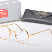 vintage Luxury brand optic prescription glasses frame women