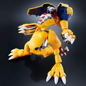 Image 4 - BANDAI Digivolving duchy Digimon potwór Agumon WarGreymon model postaci modyfikacji deformowalne
