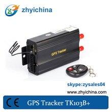 Rastreador GPS gsm alarm system TK103B tracker gps lbs