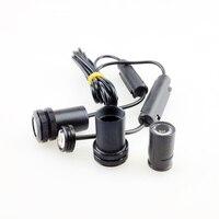 Araba Kapı Adım Projektör Lazer Logo Hayalet Gölge Işık Sticker fit için OPC Vektör araba aksesuarları