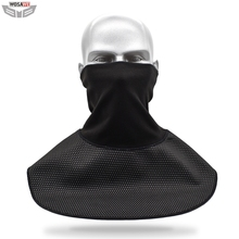 WOSAWE Motorcycles Balaclava Face Mask Motocross Racing Windstop Windbreaker Neck Warmer Back Protection Motorbike Bandana Scarf
