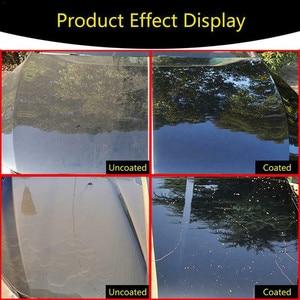 Image 3 - フランチャイズ120ミリリットルの大容量修正9 9h車液体コートミラー防雨エージェント洪水ガラス雨マークオイルフィルムリムーバー #518