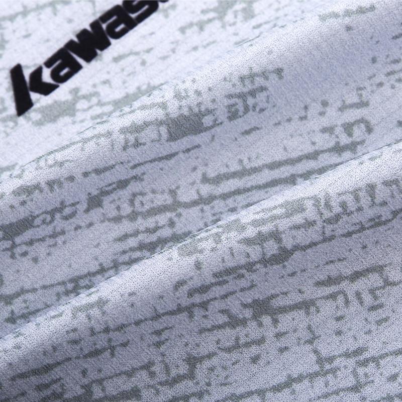 KAWASAKI Secagem rápida T Shirt dos homens