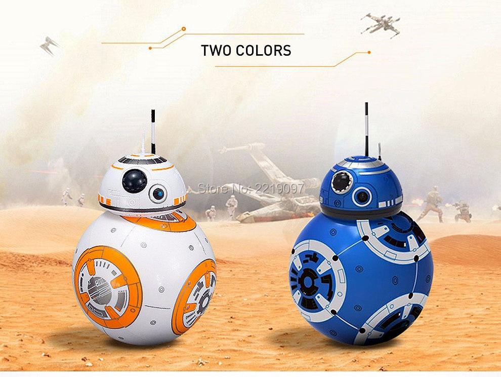 Star Wars Remote Control BB-8 Robot 20.5cm 9