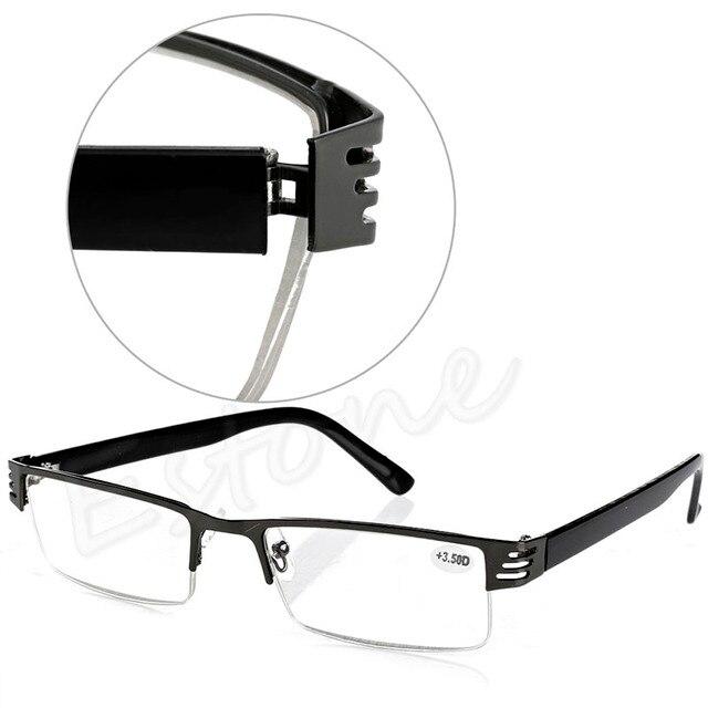 NoEnName_Null New Women Men 1PC Blue Film Resin Reading Glasses +1.00 1.50 2.00 2.50 3.00 3.50 4.00 Diopter