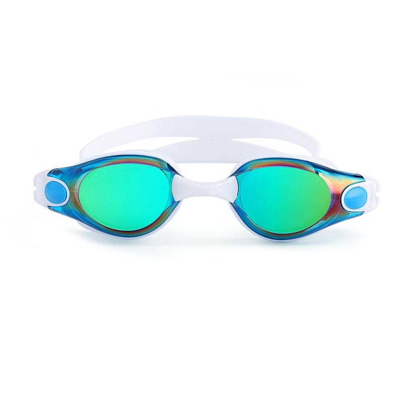Plivanje naočale Anti-Fog muškarci i žene profesionalni silikonski - Sportska odjeća i pribor - Foto 2