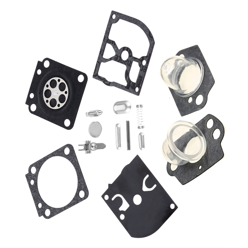 Image 3 - Carburetor Repair Kit Motorcycle Parts For Stihl HS45 FS55 BG45 Zama C1Q S Carb-in Carburetors from Automobiles & Motorcycles