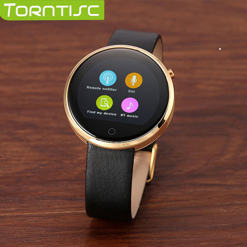 TORNTISC DM360 Bluetooth Smart Watch phone support Heart rate Monitor Pedometer Sync Notifier Remote Camera Smartwatch