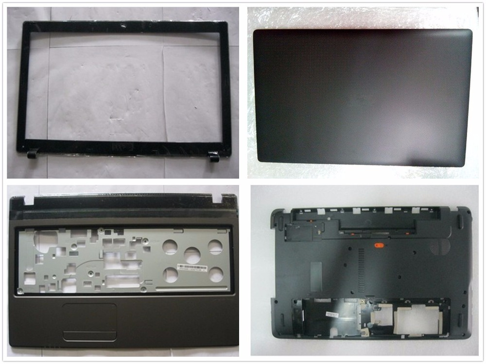 New LCD Case For Acer Aspire 5750 5755 5750G 5755G 5750Z P5WE0 Top LCD Back Cover/Front Bezel/Palmrest Upper/Bottom Base