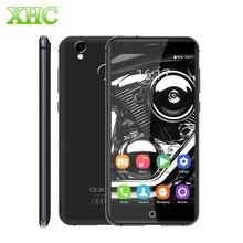 Original OUKITEL K7000 LTE 4G Smartphone de 5.0 pulgadas Android 6.0 Huellas MTK6737 Quad Core 2 GB RAM 16 GB ROM Dual SIM Móvil teléfono