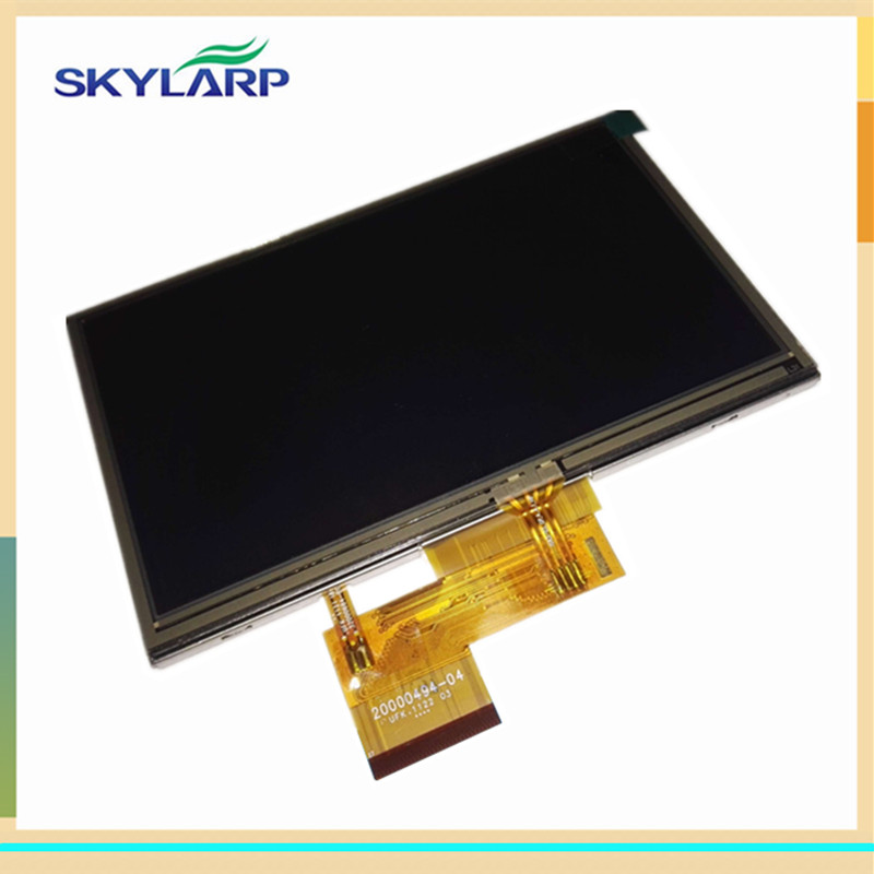 Original 5 inch LCD Screen for GARMIN Nuvi 2470LT 2470LMT display Screen panel with Touch screen digitizer replacement new for garmin nuvi 2597 lmt lcd and touch screen digitizer glass replacement free shipping