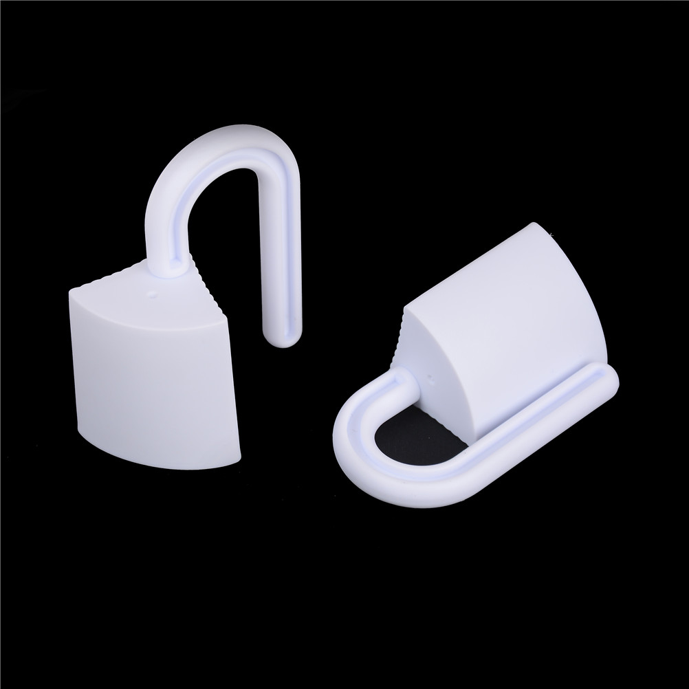 2Pcs/set Safety Door Stopper Safe Lock Baby Kids Care Baby Proof Children Security Protection Baby Safe Anti Pinch Hand Prote