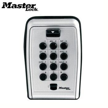 Мастер замок ключ Сейф Металлический пароль шкафчик настенное крепление кодовые ключи Keepr коробка для хранения для домашней компании фабри...