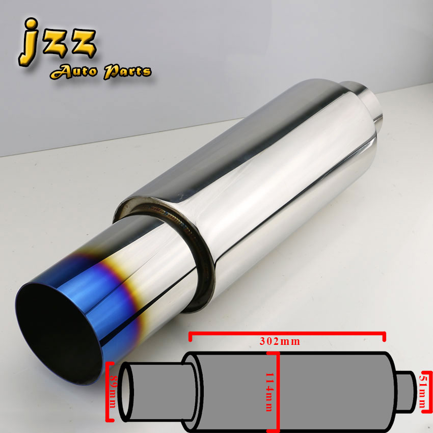 Online Buy Wholesale honda civic exhaust tips from China ...