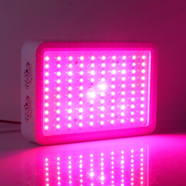 Upgrate 300W Full Spectrum led grow lights for all stage of hydroponics indoor greenhouse plant Veg flower growth stock in US/DE