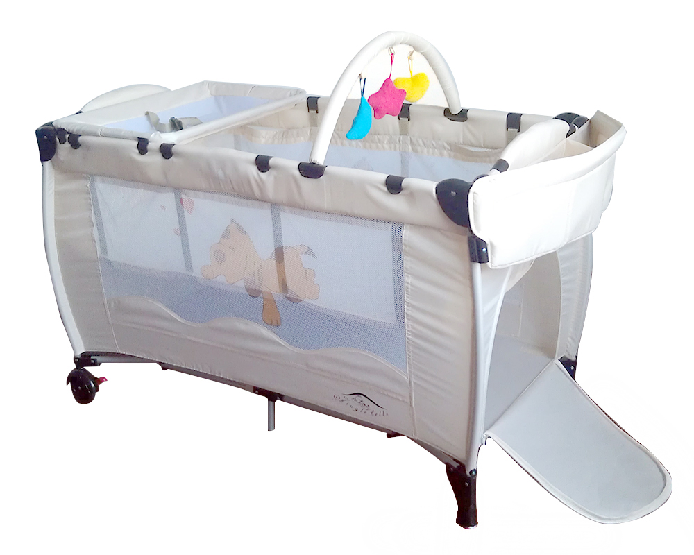 Baby Cradle Dimensions Crib Bedding Travel Cot Child Portable Bed Outdoor Multi Function Travel Portable Baby Bad Folding Babies Small Game Bed Hwc