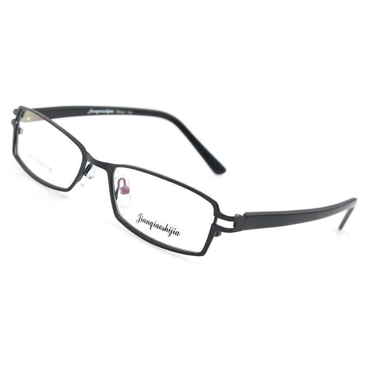 eyeglasses for sale online 5y06  Hot sale Black Metal Frame Men Full Rim