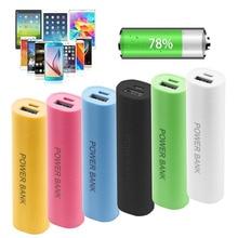 DIY USB mobil güç bankası şarj takımı kutusu pil kutusu için 1x18650 taşınabilir