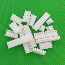 50pcs lot 2 54mm Connector Material XH2 54 Female Connector Leads Header Housing XH Y Free