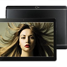 10 inch Android 7.0 Tablet PC Octa core 1280*800 4GB RAM 64GB ROM Dual SIM Card cameras IPS GPS 3G WCDMA phone call Tablets