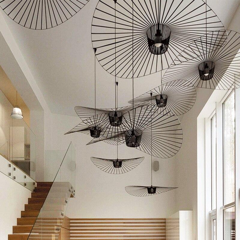 Aliexpress com buy luminaire french modern vertigo suspension led e27 lustre lampe light suspendu decor projecteur from reliable pendant lights suppliers