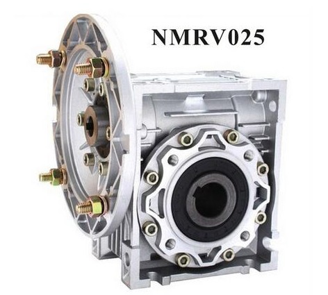 3pcs/lot Worm Gearbox NMRV025 Worm Speed Reducer 7.5 - 60 :1 for 9mm Input Shaft and Output 11mm антенна l 025 62 атиг 7 1 1 60 42