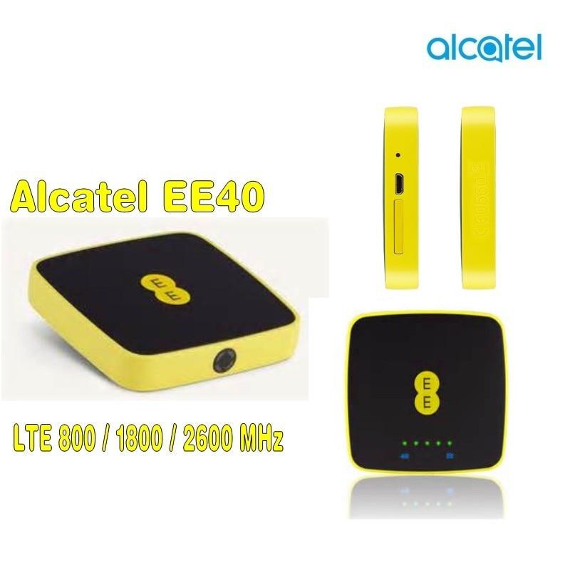 UNLOCKED ALCATEL EE40VB 3G 4G LTE MOBILE BROADBAND MIFI 4GEE WiFi PK Y853 цена
