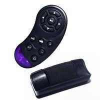 Marsnaska universal volante botão de controle remoto chave para navegação do carro dvd multimídia leitor música android rádio do carro