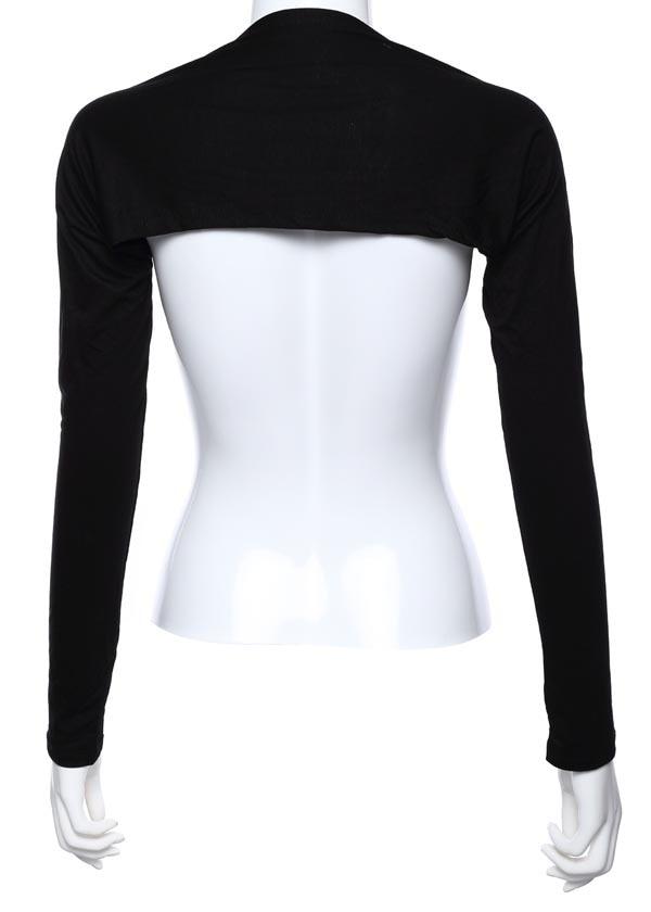 Free Shipping  20 Color 2018 New Fashion Black Muslim Arm Sleeve Cover Bolero Shrug Islamic Sleeves For Women Ladies