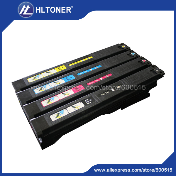 4pcs/set Remanufactured toner cartridge GPR-21/NPG-31/C-EXV17 used for Canon ImageRunner C4080,C4580