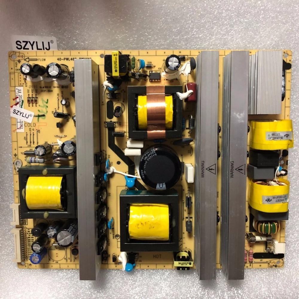 SZYLIJ 1pcs lote good quality L46E9FE power board 40 PWL46C PWH1XG 08 L46C18V PW1