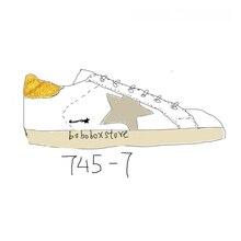 GENKNK bobobox 745-7 boys girls sneakers star flats goose. US  74.50   Pair Free  Shipping f0e97dc48f54
