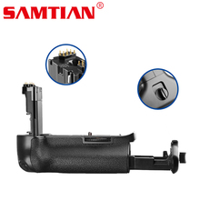 SAMTIAN Vertical battery grip for Canon 5D4 Mark4 Canon 5D IV 5D Mark IV DSLR Digital camera work with LP-E6N LP-E6 battery