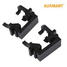 Auxmart H1 LED Bulb Base for Ford Focus, Ford Fiesta, Ford Mondeo Auto LED H1 Lamp Holder Socket Headlight Base H 1 for Fod
