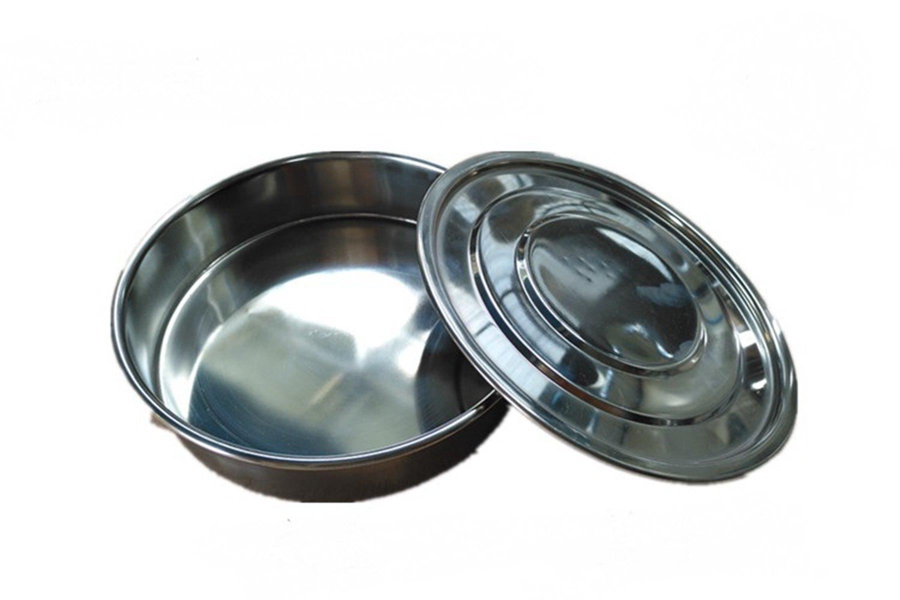 Diameter 20cm Stainless Steel Lid And Bottom Test Sieve Standard Test Sieve Laboratory Sieve