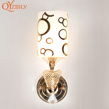 Lámpara de pared interior luces de pared nórdicas vintage para sala de estar dormitorio espejo vanity lámpara led baño escalera luz wandlampe E27