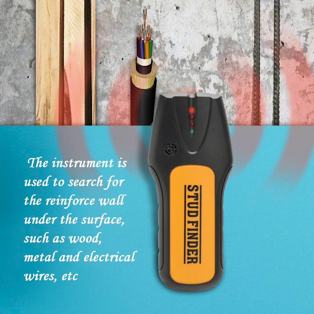 Handheld Metal Detector TS78B Wall Detects Electronic Stud Sensor ...