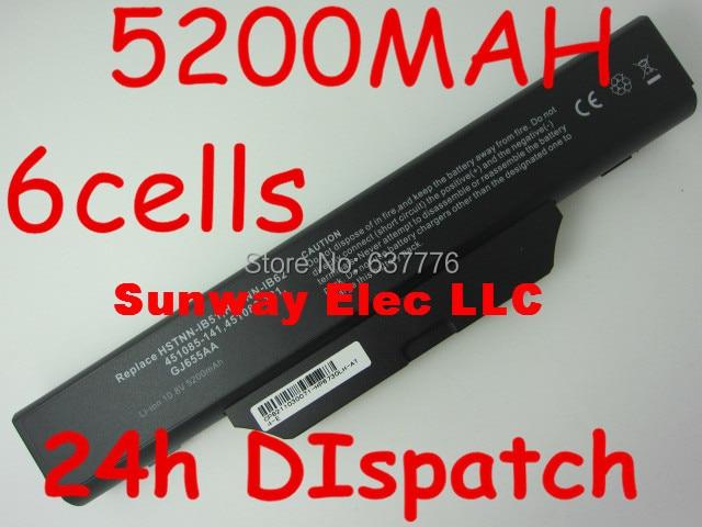 Аккумулятор для ноутбука HP Compaq 6720 6720 s 6730 s 6735 s 6800 6820 6820 S 6830 s HSTNN-LB51HSTNN-IB51 HSTNN-IB52 GJ655AA 451086-121