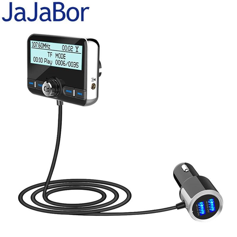 jajabor car dab digital radio fm transmitter bluetooth car kit handsfree car mp3 player digital. Black Bedroom Furniture Sets. Home Design Ideas